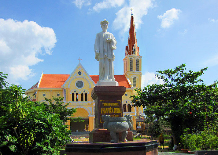 Thánh Lễ Tạ Ơn Mừng Kính Thánh Philipphê Phan Văn Minh - Bổn Mạng Giáo Phận Vĩnh Long