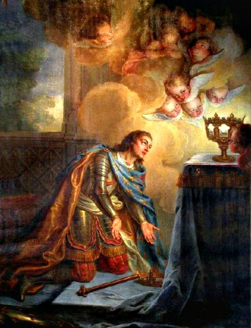 Thánh LUY (1214-1270)