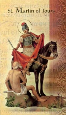 Thánh Mactinô giám mục.