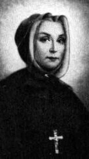 Thánh Marguerite d'Youville (1701-1771)