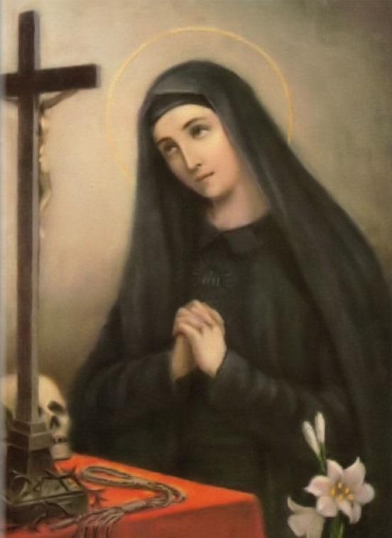 Thánh Maria Anna de Paredes (1618-1645)