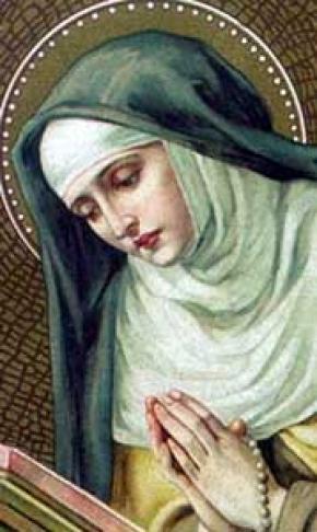 Thánh Maria Mađalêna Pazzi (1566 -- 1607)