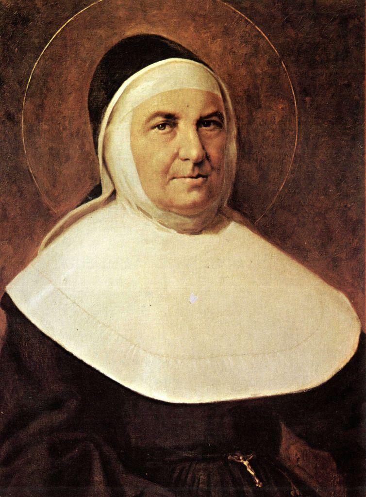 Thánh Mary Joseph Rosello (1811-1880)