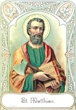 Thánh Mat-thi-a Tông đồ