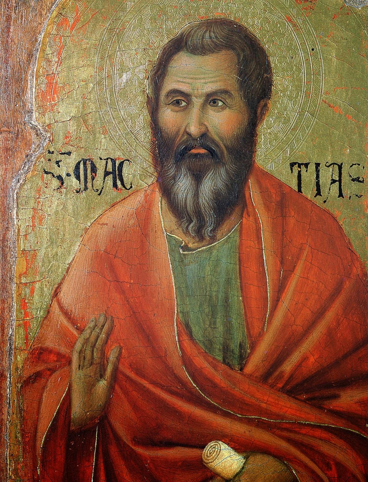 Thánh Matthias  (1 -80)