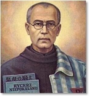 Thánh Maximilian Mary Kolbe  (1894-1941)