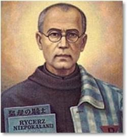 Thánh Maximilianô Maria Kolbê