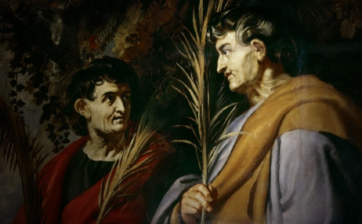 Thánh Nereus và Thánh Achilleus (Thế kỷ I)