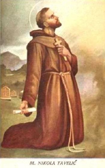 Thánh Nicholas Tavelic và Các Bạn (c. 1391)