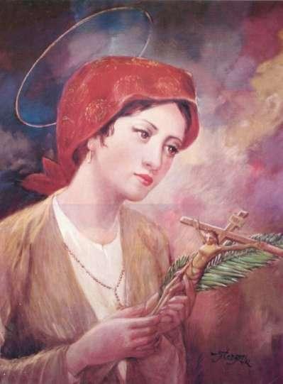 Thánh nữ Anê Lê thị Thành