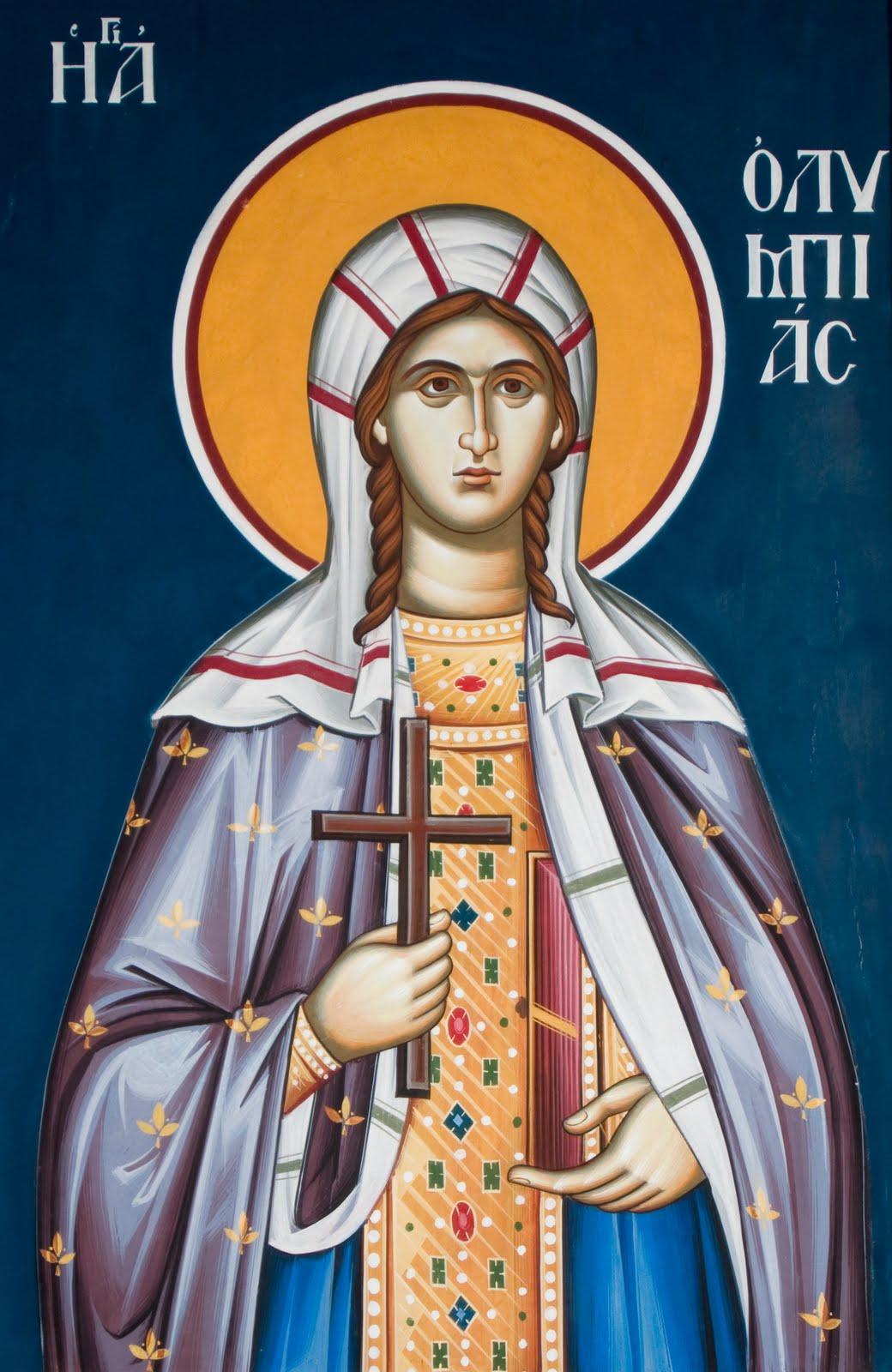 Thánh Ôlympia