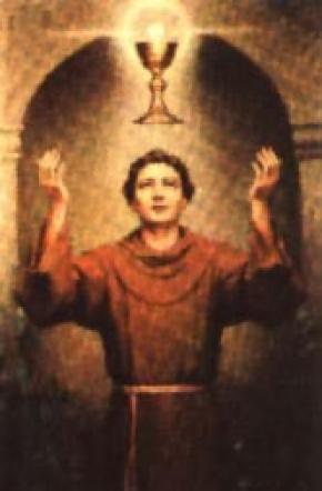 Thánh Paschal Baylon (1540 - 1592)