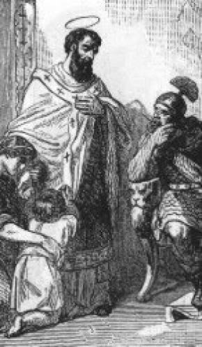 Thánh Paulinus ở Nola (354?-431)