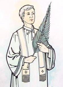 Thánh Phaolô Lê Văn Lộc, Linh mục (1830-1859)