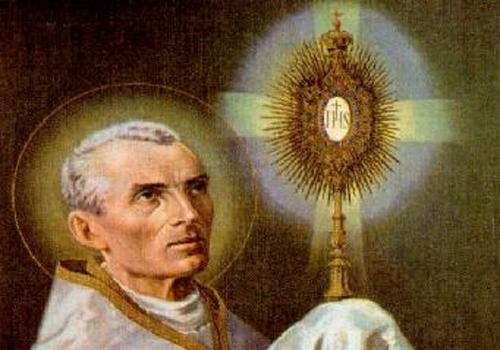 Thánh PHÊRÔ GIULIANÔ EYMARD-Tông Đồ THÁNH THỂ (1811-1868)