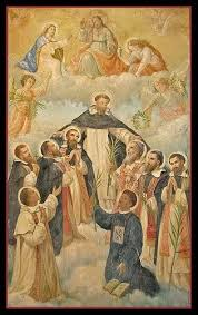 Thánh Phêrô San và các bạn tử đạo