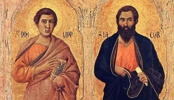 Thánh Philipphê và thánh Giacôbê Tông đồ