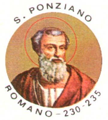 Thánh PONTIANÔ và Thánh HIPPÔLITÔ.