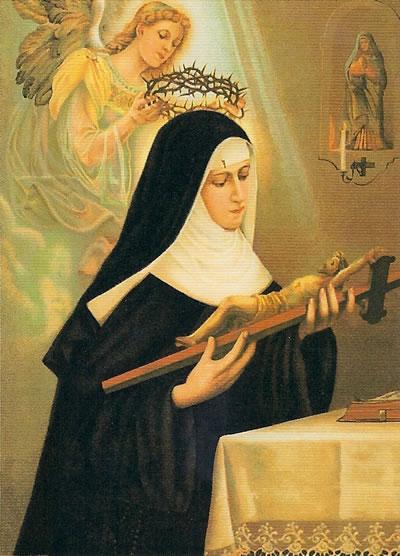 Thánh Rita ở Cascia  (1381-1457)