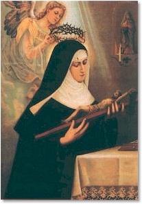 Thánh Rita ở Cascia