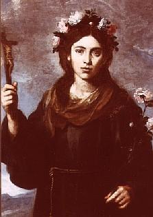 Thánh Rosa ở Viterbo