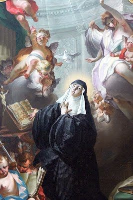 Thánh Scôláttica Trinh nữ (480-547)