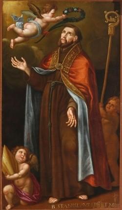 Thánh Sta-nit-la-ô - giám mục, tử đạo