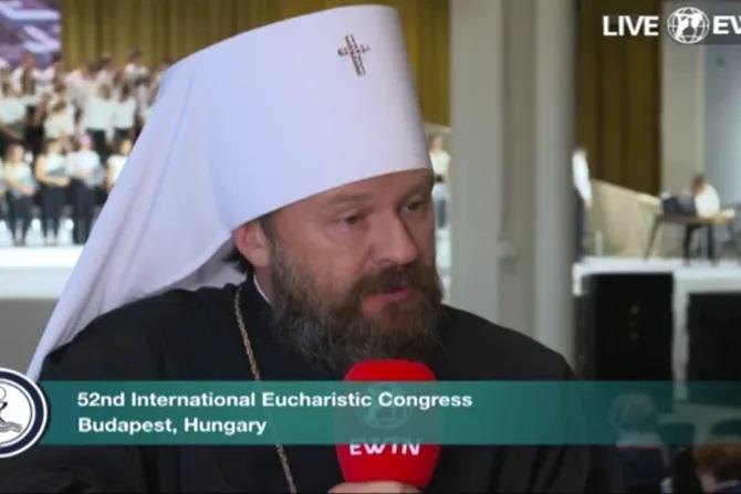 Thánh Thể đóng vai trò nào trong Giáo hội Chính thống Đông Phương?