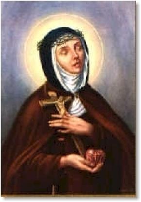 Thánh Vêrônica Giuliani (1660 -1727)
