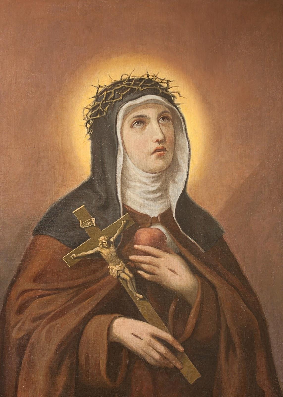 Thánh Vêrônica Giuliani  (1660-1727)