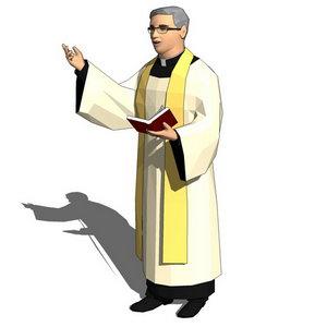 THIÊN CHÚA YÊU THƯƠNG THẾ GIỚI QUA MỖI LINH MỤC LÀ NGƯỜI ĐẢM NHẬN CƯƠNG VỊ CỦA CHÍNH CHÚA KITÔ
