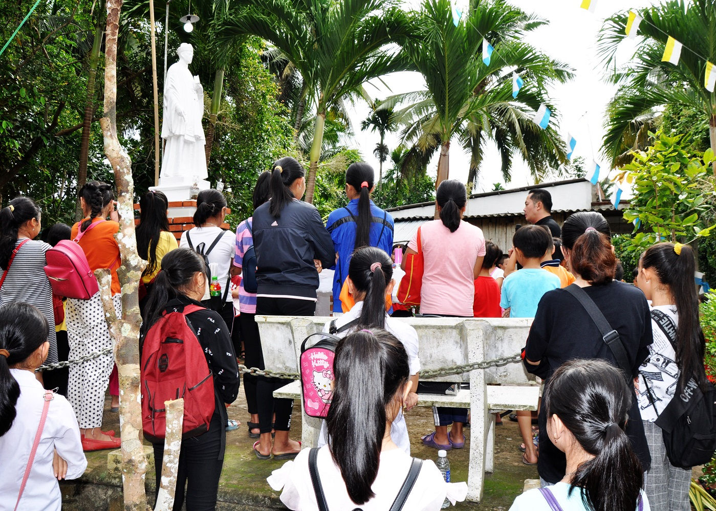 Thiếu Nhi họ đạo Cái Nhum và lòng sùng kính Thánh Philipphê Phan Văn Minh