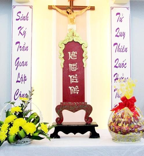 Thờ cúng tổ tiên của người Công giáo Việt Nam - 1