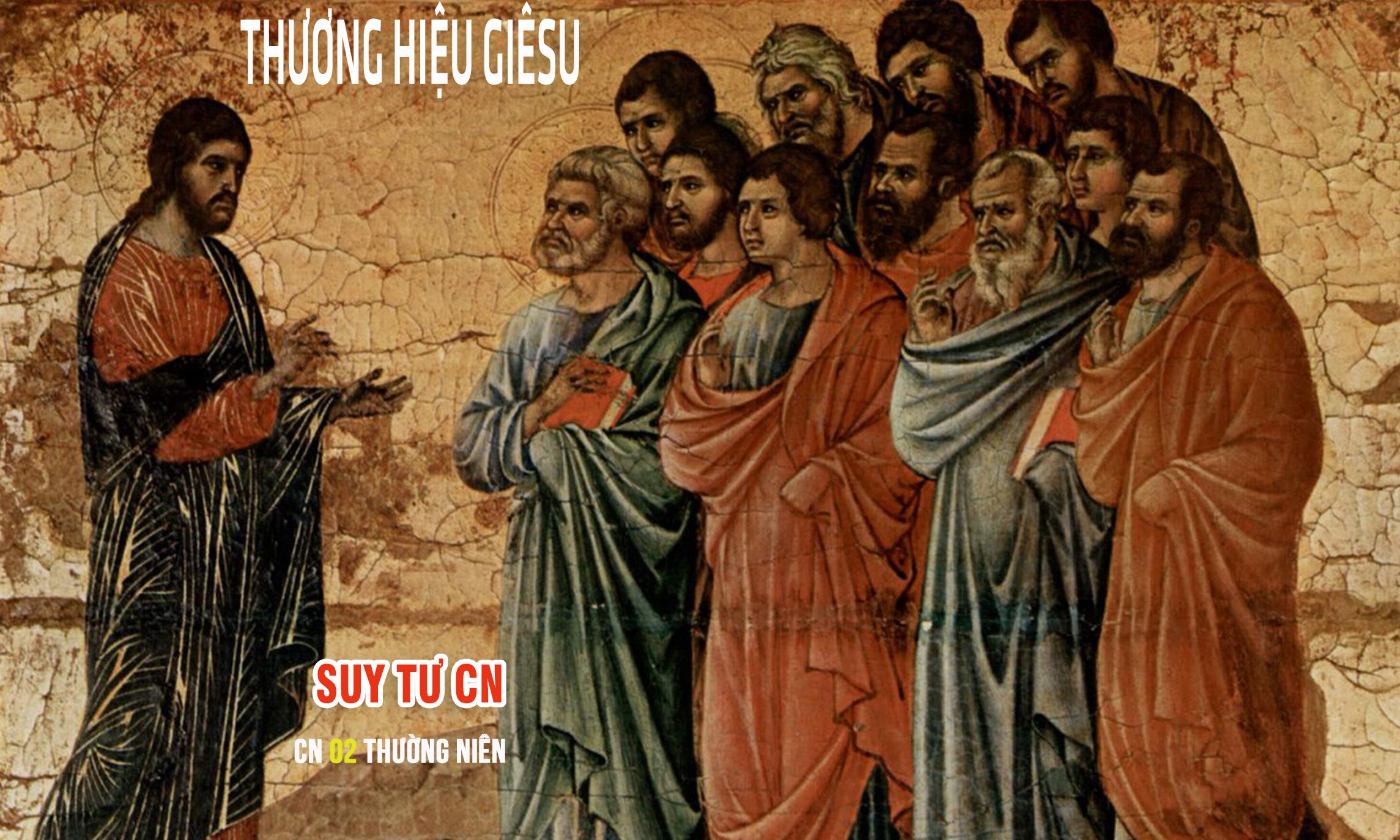 Thương Hiệu Giêsu
