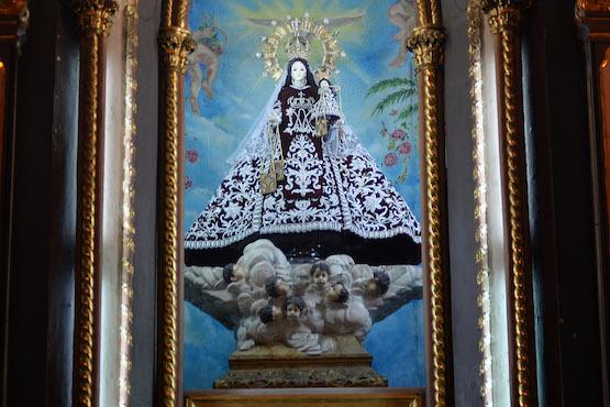 Tìm cách lấy lại các phần tượng Đức Mẹ bị đánh cắp