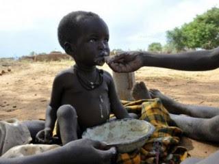 Tình hình nạn đói hiện nay