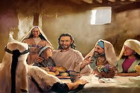Tình thương của Chúa và lòng hoán cải của Lêvi