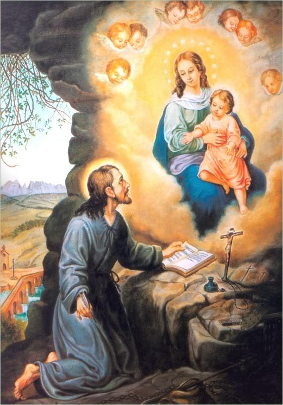 Tình yêu của các Thánh đối với Kinh Mân Côi