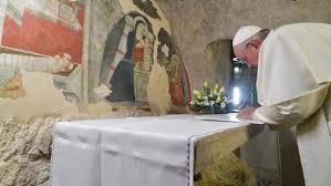Toàn Văn Tông Thư Của Đức Thánh Cha Phanxicô Về Hang Đá Máng Cỏ