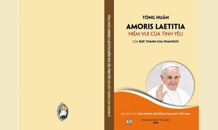 Tông huấn Amoris Laetitia – Niềm Vui Của Tình Yêu (1)