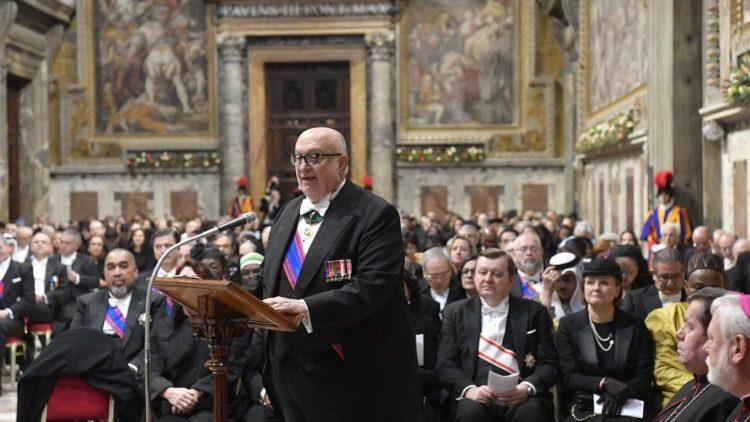 Tổng quát về quan hệ ngoại giao giữa Tòa Thánh và các quốc gia