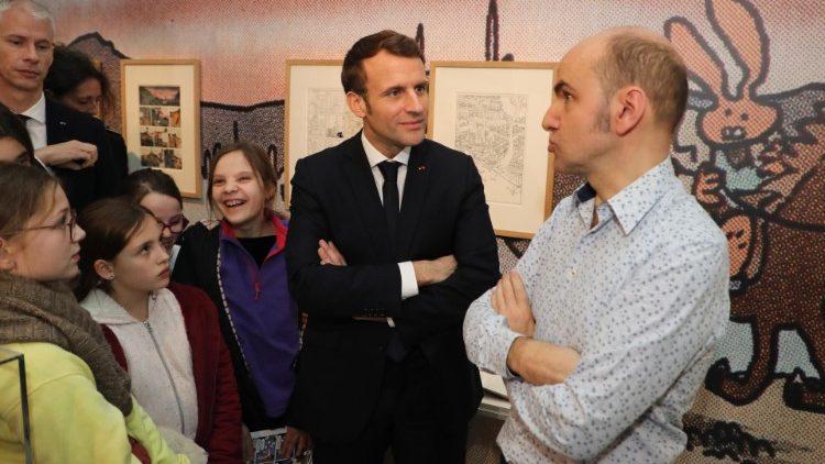 Tổng thống Pháp Macron thành lập quỹ cho các trường Kitô giáo ở Trung Đông