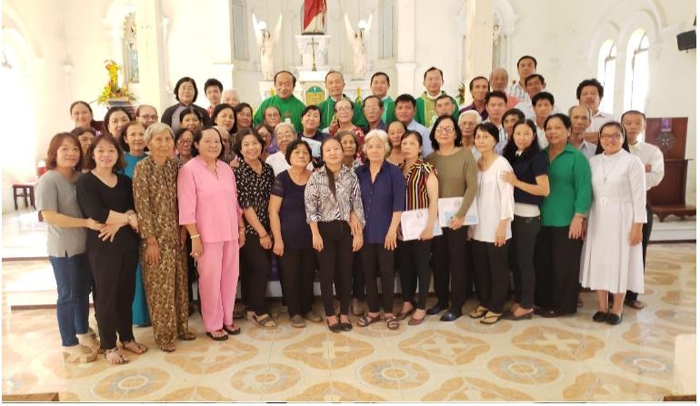 Trà Vinh : Tham gia Hội Caritas Việt Nam
