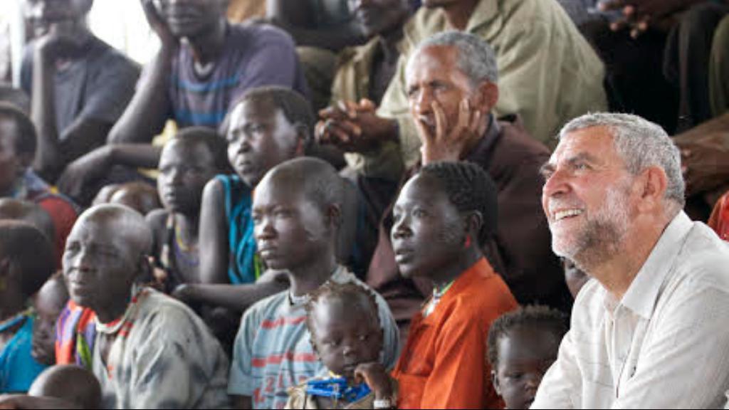 Trái tim đã trót trao cho người dân Ethiopia