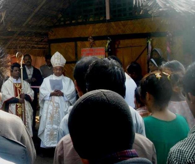Chứng tá truyền giáo của đức cha George Pallipparambil...