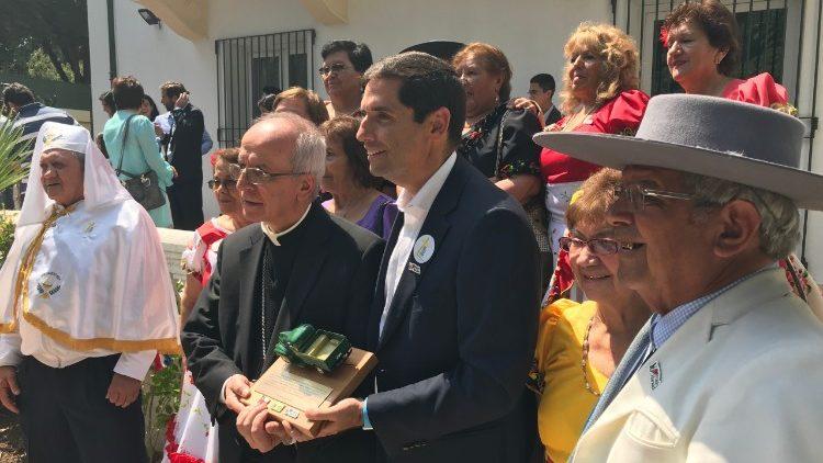 Trong 70 năm, 2300 linh mục truyền giáo từ Tây Ban Nha đến Mỹ Latinh