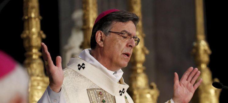 Trong đống tro tàn của Nhà thờ Đức Bà, một Tổng Giám mục đã ra đời