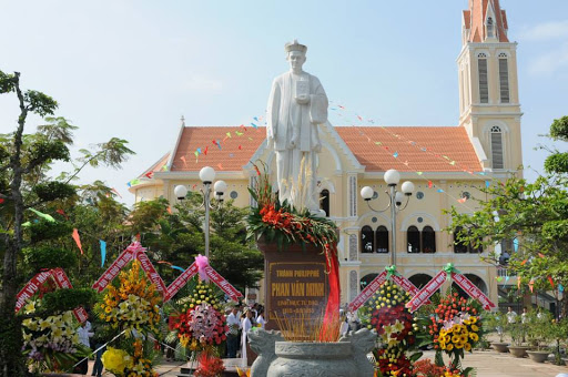 Trực tuyến: Thánh lễ mừng các Thánh Tử Đạo Việt Nam - Ngày Truyền Thống Quới Chức Giáo Phận Vĩnh Long