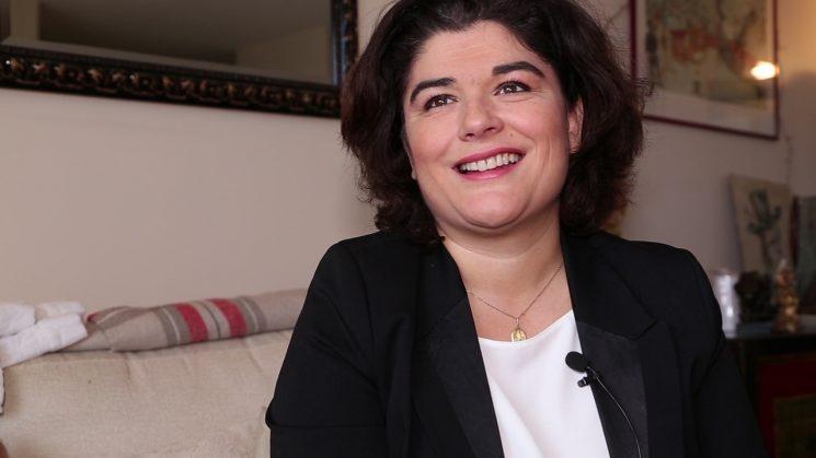 Từ Loft Story đến Lộ Đức, Maryel Devea, nhà sản xuất phim tập kể câu chuyện trở lại của mình