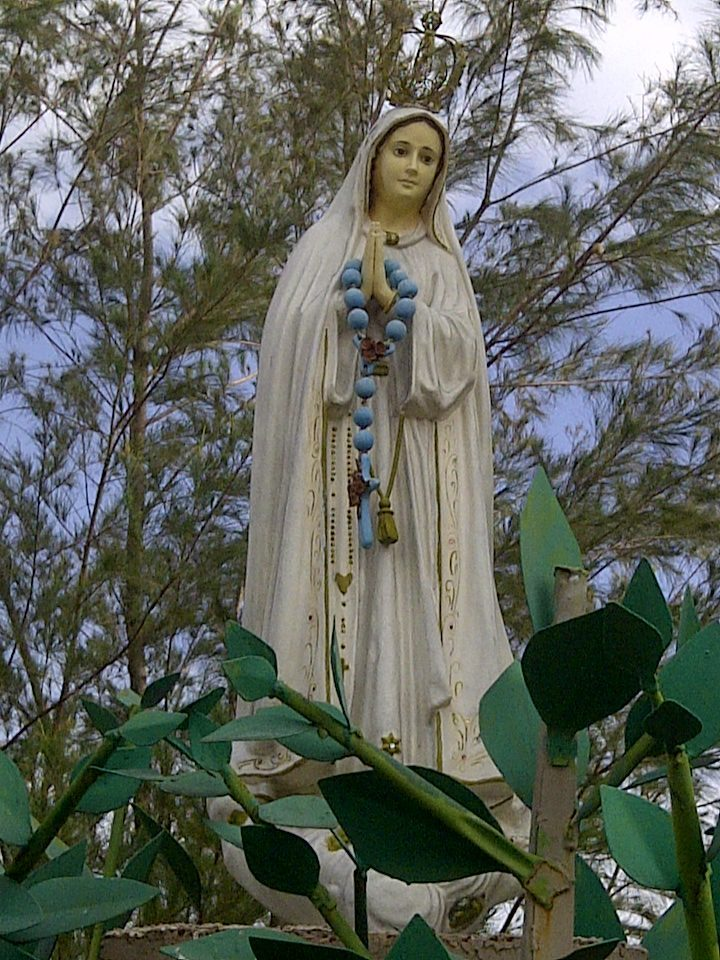 Tuần cửu nhật kỷ niệm 100 năm ngày Đức Mẹ hiện ra ở Fatima